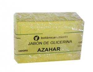 Botánica Nutrients Jabon Aromatico Azahar 100g
