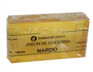Botánica Nutrients Jabon Aromatico Nardo 100g