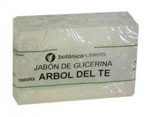 Botánica Nutrients Jabon Tratamiento Arbol Del Te 100g