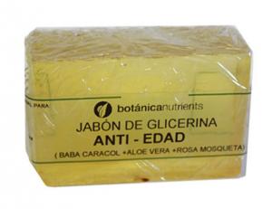 Botánica Nutrients Jabon Tratamiento Anti Edad 100g
