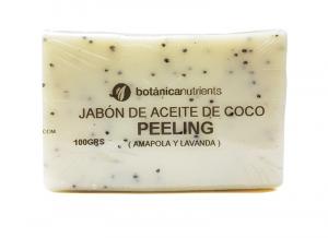 Botánica Nutrients Jabon Tratamiento Peeling 100g