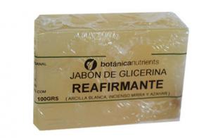 Botánica Nutrients Jabon Tratamiento Reafirmante 100g