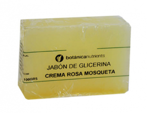 Botánica Nutrients Jabon Tratamiento Rosa Mosqueta 100g