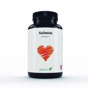 Ebers Salmon 500 Mg 120 Perlas