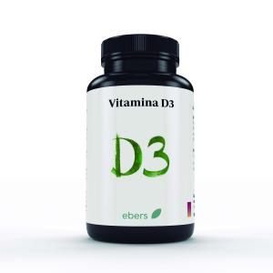 Ebers Vitamina D3 1000 Ui 60 Comp
