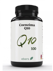 Ebers Coenzyma Q-10 100 Mg 30 Caps