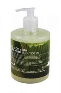 Ebers Gel Aloe Vera 100 Puro Eco 500ml Dosif