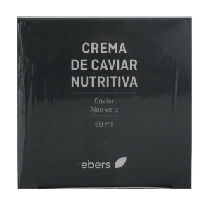 Ebers Crema De Caviar Nutritiva 50ml