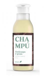Ebers Champu Anticaspa y Grasa 250ml