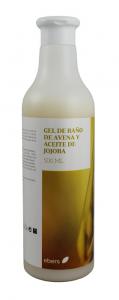 Ebers Gel Baño Avena y Jojoba 500ml