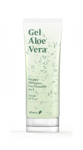 Ebers Gel Aloe Vera Con Vitamina A y e 250ml