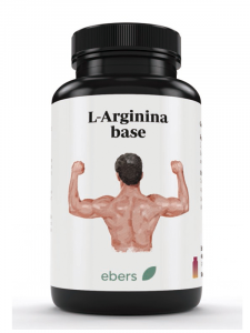 Ebers L Arginina 500 Mg 60 Caps