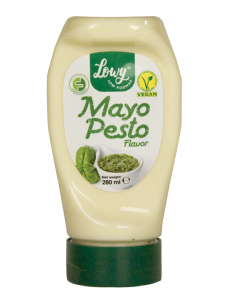 Mayonesa Pesto Vegana 280ml Lowy