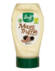 Mayonesa Trufa Vegana 280ml Lowy