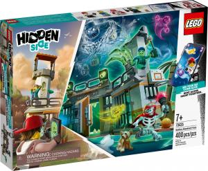 LEGO HIDDEN SIDE PRIGIONE ABBANDONATA DI NEWBURY 70435