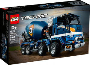 LEGO TECHNIC BETONIERA 42112