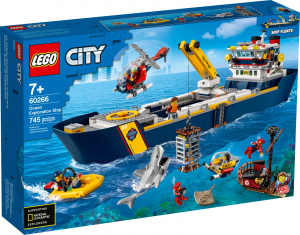 LEGO CITY NAVE DA ESPLORAZIONE OCEANICA 60266
