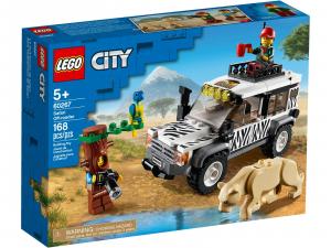 LEGO CITY FUORISTRADA DA SAFARI 60267