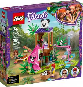 LEGO FRIENDS LA CASETTA SULL'ALBERO DEL PANDA 41422