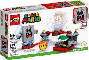 LEGO SUPER MARIO GUAI CON LA LAVA DI WOMP - PACK DI ESPANSIONE 71364