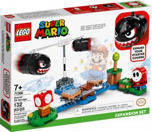 LEGO SUPER MARIO SBARRAMENTO DI PALLOTTOLONI BILL - PACK DI ESPANSIONE 71366