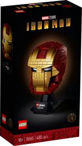 LEGO SUPER HEROES CASCO DI IRON MAN 76165