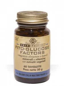 Solgar Fitoglucose Factors- 60 tavolette