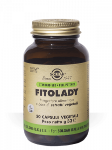 Solgar Fitolady 50 capsule vegetali