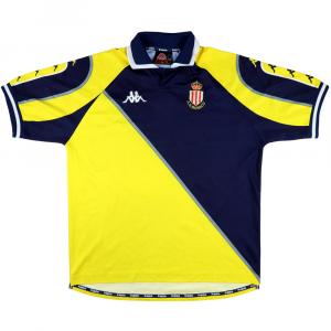 1998-99 Monaco Maglia Away L