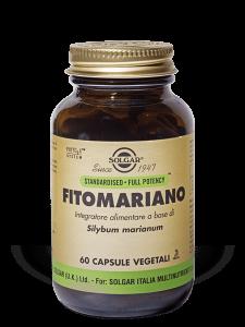 Solgar Fitomariano 60 capsule vegetali