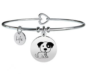 Kidult Bracciale Animal Planet, Life, CANE | AFFETTO