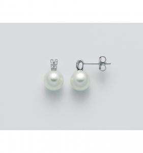 Miluna Parure Perle orecchini PER2312