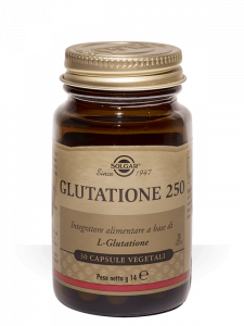Solgar Glutatione 250-30 capsule vegetali