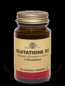 Solgar Glutatione 50-30 capsule vegetali
