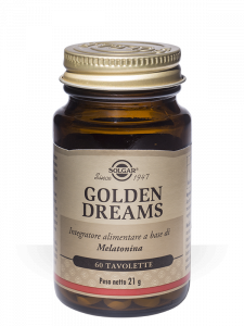 Solgar Golden Dreams 60 tavolette