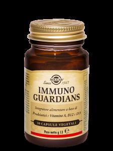 Solgar Immuno Guardians 30 Capsule Vegetal