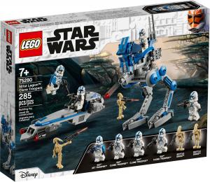 LEGO STAR WARS CLONE TROOPER DELLA LEGIONE 501 75280