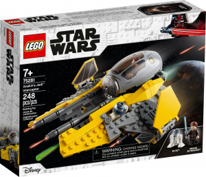 LEGO STAR WARS JEDI? INTERCEPTOR DI ANAKIN 75281