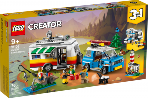 LEGO CREATOR VACANZE IN ROULOTTE 31108