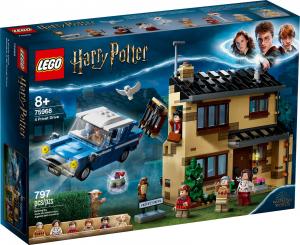 LEGO HARRY POTTER PRIVET DRIVE, 4 75968