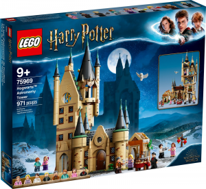 LEGO HARRY POTTER TORRE DI ASTRONOMIA DI HOGWARTS? 75969