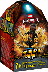 LEGO NINJAGO SBAM COLE 70685
