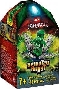 LEGO NINJAGO SBAM LLOYD 70687