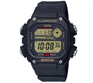 Casio Collection multifunzione, nero