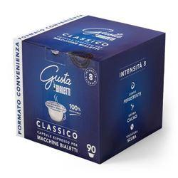Bialetti originale miscela gusto Classico 90 capsule