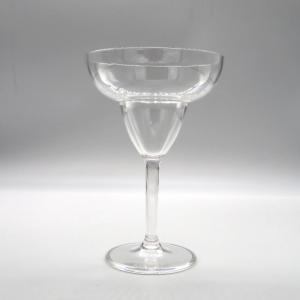 Coppa Margarita in plastica trasparente