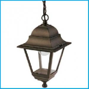 Lanterna a sospensione con catena 'Old'