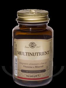 Solgar Multinutrient 30 tavolette
