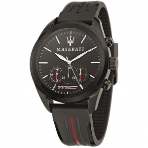 MASERATI TRAGUARDO BLACK-RED