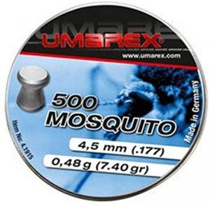 piombini ad alta precisione cal. 4,5mm Umarex mosquito